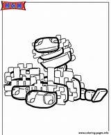Minecraft Coloring Silverfish Pages Scribblefun Printable Characters Prints sketch template