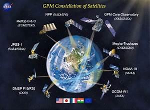NASA and JAXA's GPM Mission Takes Rain Measurements Global ...