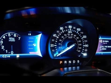 Ford Fusion 0 60 by 2014 Ford Fusion 0 60 Mph Titanium 2 0 Ecoboost