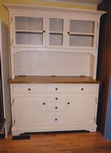 Vintage Hutch and Buffet