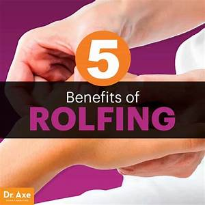 Rolfing: Relieve Pain and Improve Spine Health - Dr. Axe Rolfing