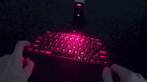 Laser Für Hauswand by The Keyboard Laser Projector Keyboard Review