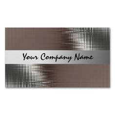 silver metallic business card templates images