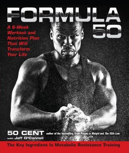 50 Cents New Fitness Book Investigates Chris Lightys