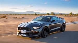 2017 And 2018 Ford Shelby GT350R Mustang New Car Review Online Price - YouTube
