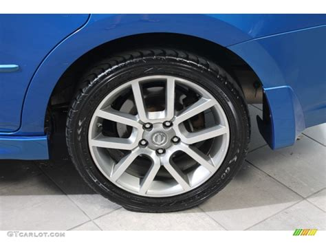 2008 nissan sentra se r wheel photo 67528295 gtcarlot com