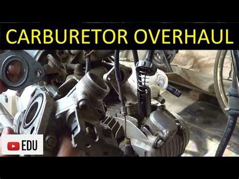 Perbaikan Karburator Fu by Perawatan Karburator Sepeda Motor Honda Grand Doovi