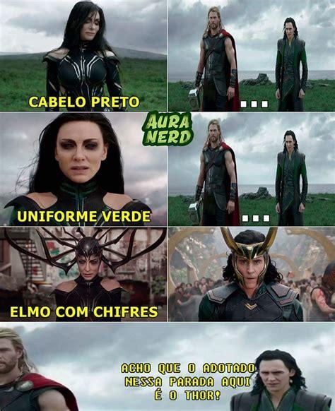 Loki Thor Meme By Sddsclubpinguim Memedroid