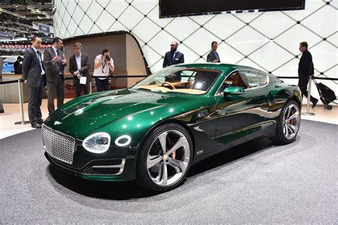 Bentley Hints At New Car For Centenary In 2019 Gtspirit