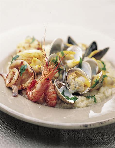 dvd recettes de cuisine risotto aux fruits de mer pour 4 personnes recettes