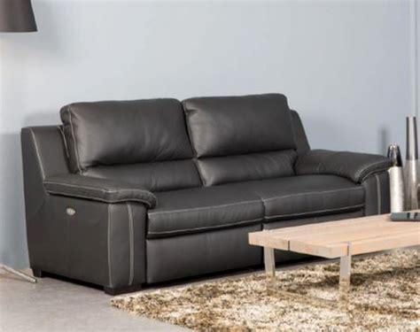 canapé discount cuir canapé cuir relax électrique à prix discount meubles en