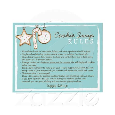 cookie exchange rules 14 best ornament exchange images on deco and