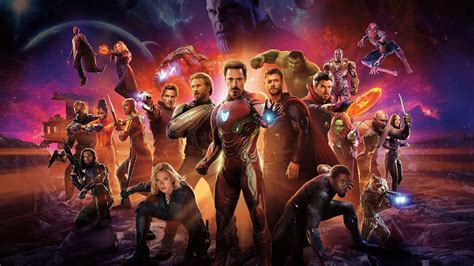 pin  wallpaperlive   wallpapers avengers infinity