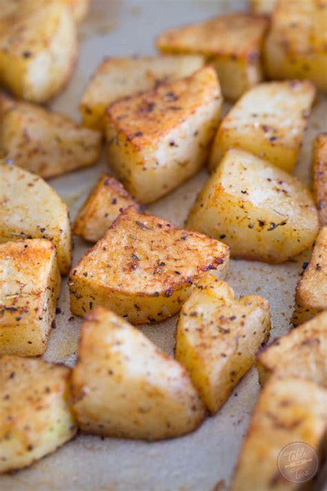 favorite   roast potatoes  russet potato recipe