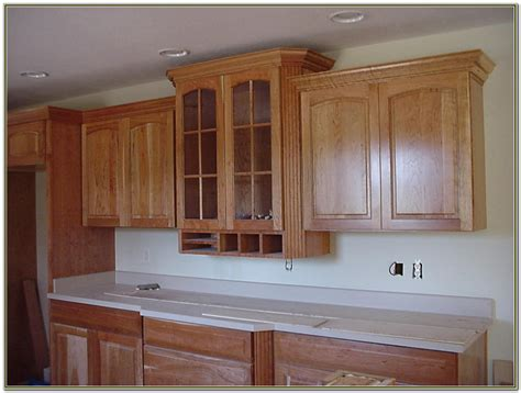 Kitchen Crown Moulding Ideas Image To U