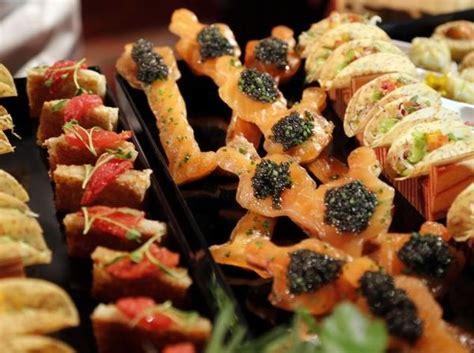 oscar cuisine gold infused finger foods oscar treats