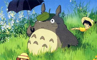 Anime Totoro Wallpapers Illustration Ap13 Desktop Pc