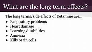 What is Ketamine