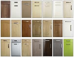 Kitchen: dark solid wood kitchen cabinets doors design