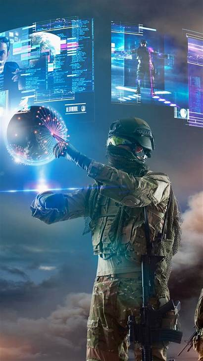 Vr Virtual Reality Military Soldier Games Army