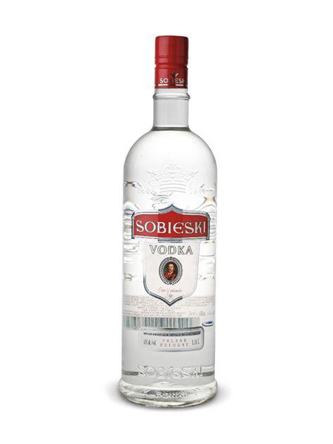 sobieski vodka sobieski vodka lcbo