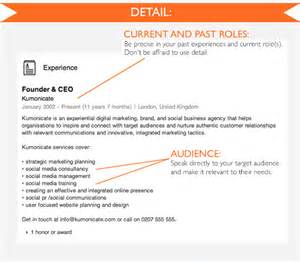 add linkedin to your resume 6 steps to building a killer linkedin profile infographic fast company business innovation