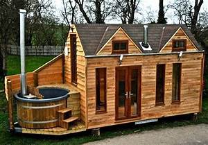 Small Log Cabin Mobile Home Mobile Homes Ideas