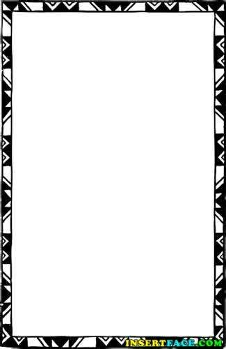 Trading Card Collage Frame
