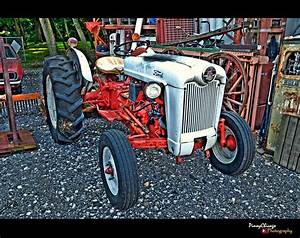 1957 Ford Tractor  800 Series