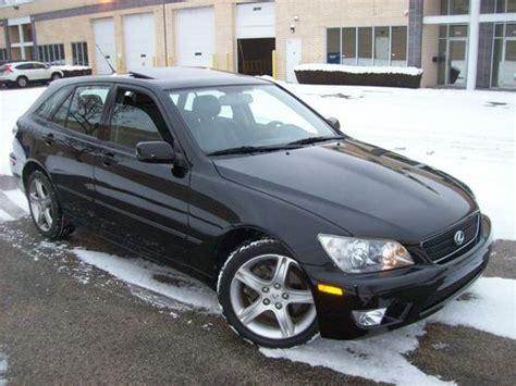 2005 lexus is wagon sell used 2005 lexus is300 sportcross wagon 4 door 3 0l in