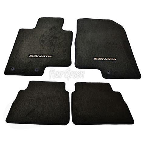 floor mats hyundai sonata genuine floor mats for hyundai sonata 11 14 3qf14ac200ry ebay