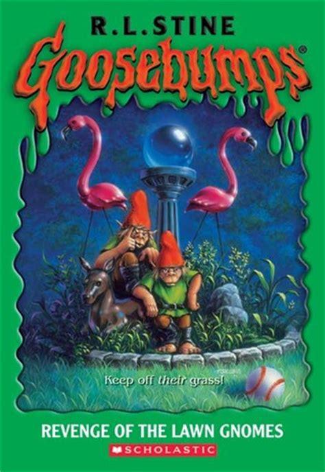 revenge   lawn gnomes goosebumps   rl stine