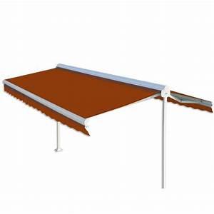 Store Banne Sur Pied : store banne store double pente varadero x 3m ~ Premium-room.com Idées de Décoration