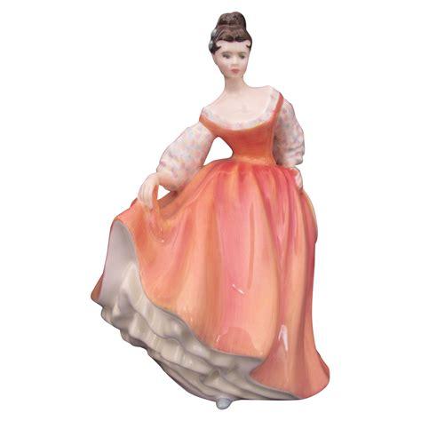 royal doulton fair lady figurine hn