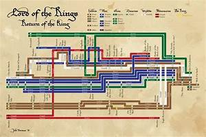 Lord Of The Rings  Return Of The King Plot Diagram  U2013 Fifty