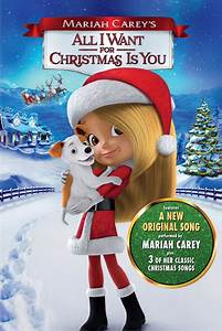Mariah Carey39s All I Want For Christmas Is You DVD Release