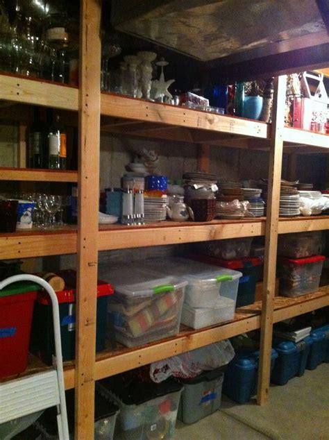 basement storage 17 best images about basement storage on pinterest chrome finish shelves and garage shelf
