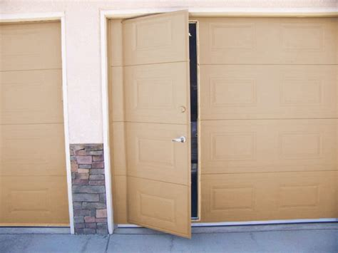 Putting A Door Into A Garage by Installing A Walkthrough Door To Your Clermont Garage