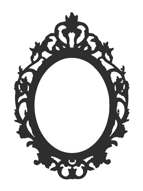 mirror drawing clip art mirror  transprent png