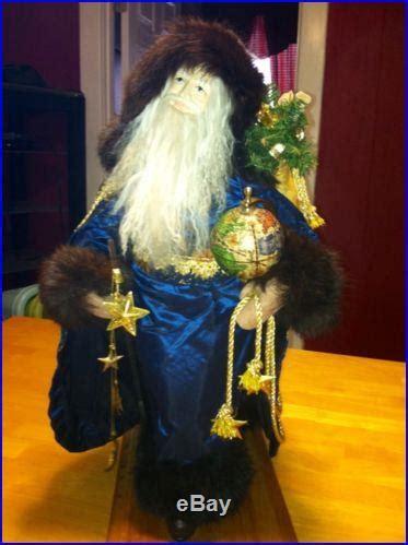 lynn haney christmas santa  celestrial wizard