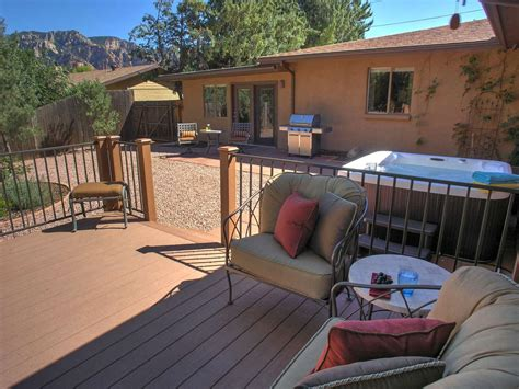 Copper Star Views And Outdoor Spaces Sedona Vacation