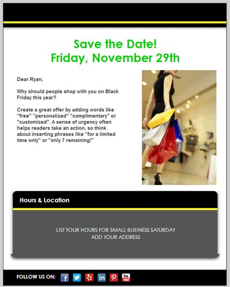 save the date email template make the most of the holidays with these email templates constant contact blogs