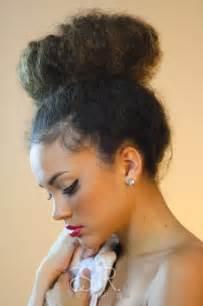 HD wallpapers natural hairstyle bun