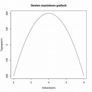 Kreuzpreiselastizität Berechnen : preiselastizit t und gewinne johannes winterhalter ~ Themetempest.com Abrechnung
