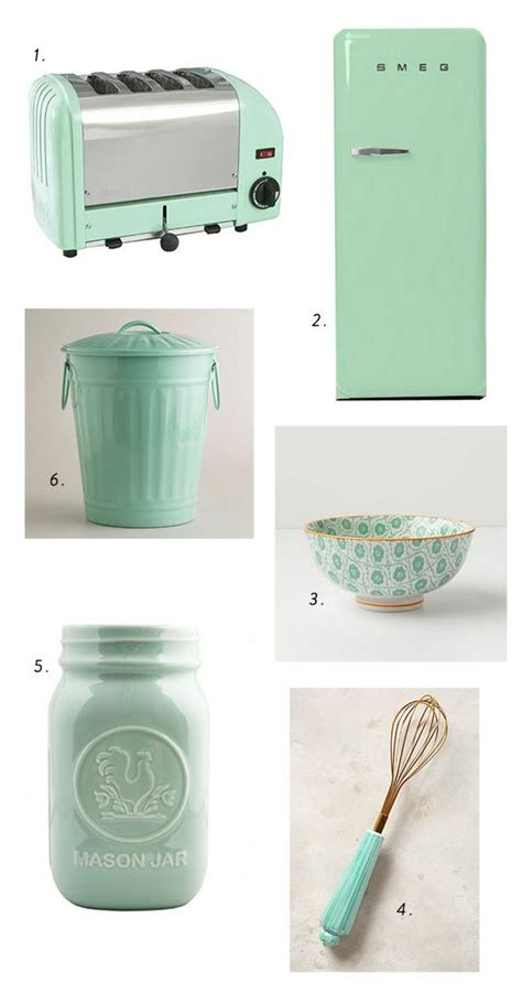 Best 25+ Mint Green Kitchen Ideas On Pinterest  Mint