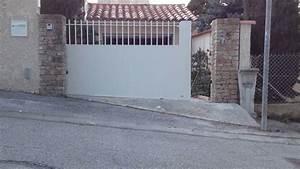 Portail Brico Depot 4m : ides de motorisation portail battant brico depot galerie dimages ~ Farleysfitness.com Idées de Décoration