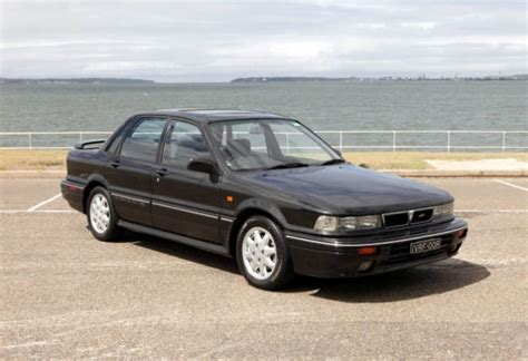 Mitsubishi Galant Car by My Mitsubishi Galant Vr4 Car News Carsguide