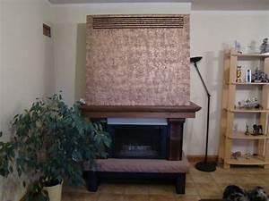 hotte de cheminee a repeindre With decoration hotte de cheminee