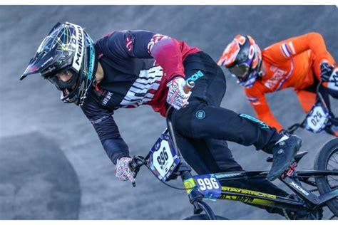 Krīgers izcīna augsto 13. vietu Pasaules kausa BMX superkrosā 1. posmā - Sports - Latvijas reitingi