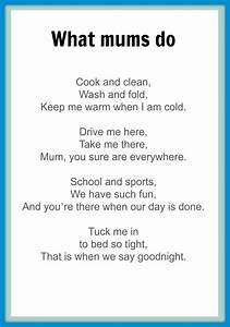 Mothers' Day poems | K. Mothers Day | Pinterest | Poem ...
